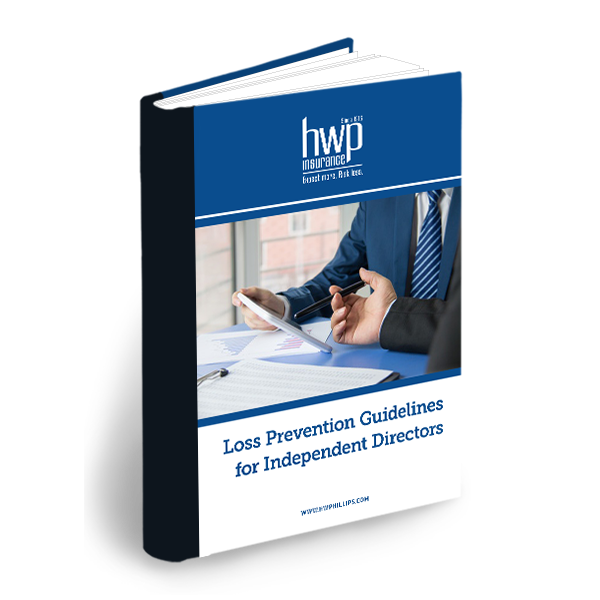 Loss Prevention Guidelines for Independent Directors