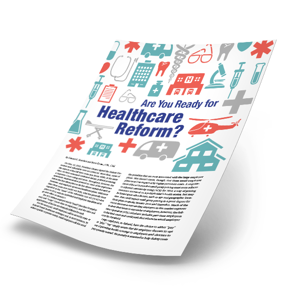 Are You Ready for Healthcare Reform