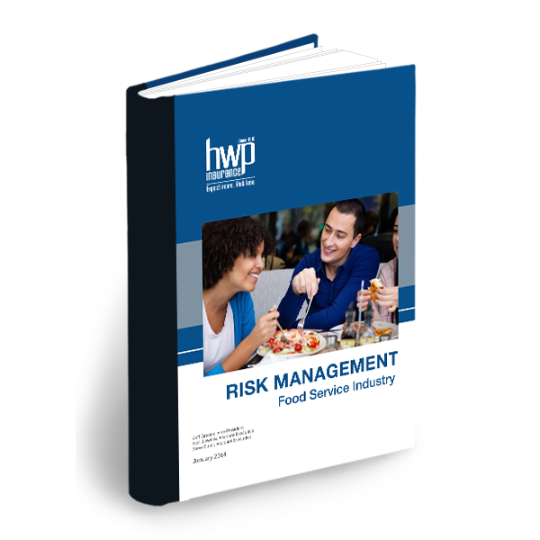 Risk Management in the Food Service Industry
